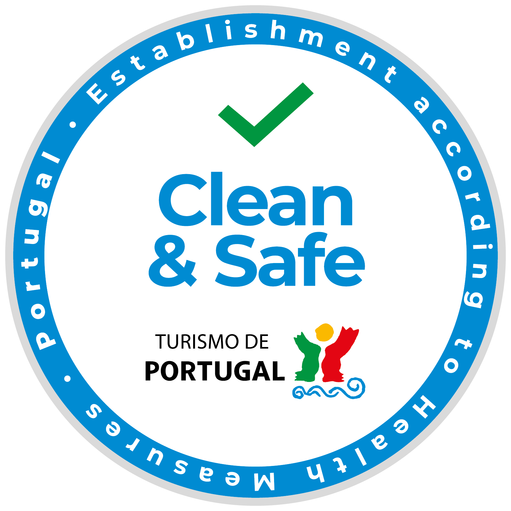 Clean and Safe, Covid-19, Entreportas