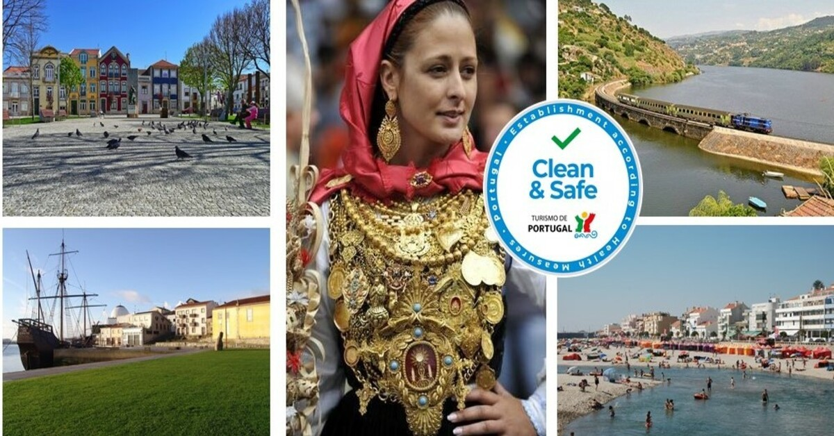 Portugal Clean & Safe aposta no turismo 100% seguro